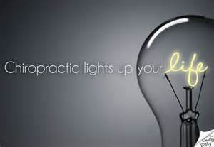 Chiro lights up your life